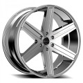 Giovanna Dramuno-6 Chrome Wheels