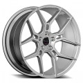 Giovanna Haleb Silver Machined Wheels