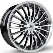 SSC 291B Machine Black Wheels