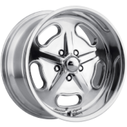 American Legend Racer Polished Wheels