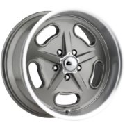American Legend Racer Grey Wheels