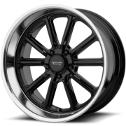 American Racing VN507 Rodder Gloss Black Machined