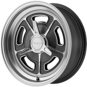 American Racing VN502 Mag Gray Machined Wheels