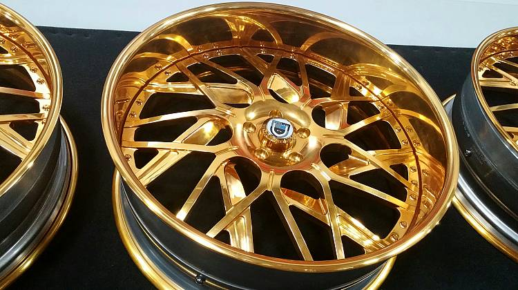 Asanti Gold Wheels