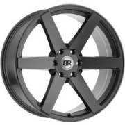 Black Rhino Karoo Gloss Gunmetal Wheel