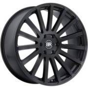 Black Rhino Spear Matte Black Wheels