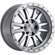 Black Rhino Tanay Silver Machined Wheels