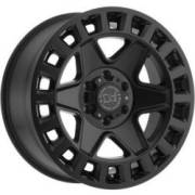 Black Rhino York Matte Black Wheels