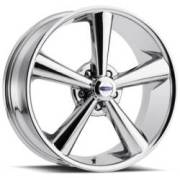 Cragar 614C Chrome Wheels
