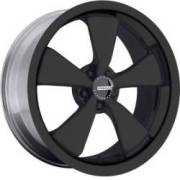 Cragar 617B Black Wheels