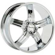 Cragar 701c Series M Chrome Wheels