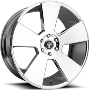 DUB Del Grande S229 Chrome Wheels