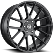 DUB Luxe S205 Gloss Black Wheels