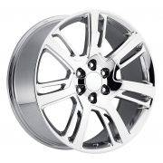 Factory Style 48 Cadillac Escalade Chrome Wheels