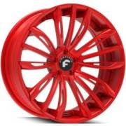 Forgiato Montare ECL Red Wheels
