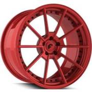 Technica 2.4 Red Wheels