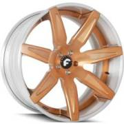 Forgiato Esporre-ECL Ghost Copper Wheels