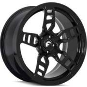 Forgiato F2.18-M Black Wheels