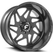 Forgiato Finestro-T Grey Wheels