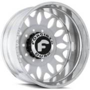 Forgiato Grano-Duro Brushed Wheels