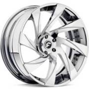 Forgiato Ivetos-ECL Chrome Wheels