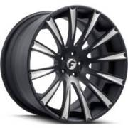Forgiato Lavorato-ECL Black Satin Wheels