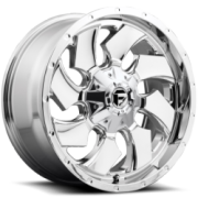 Fuel Cleaver Chrome Wheels