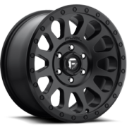 Fuel Vector Matte Black Wheels