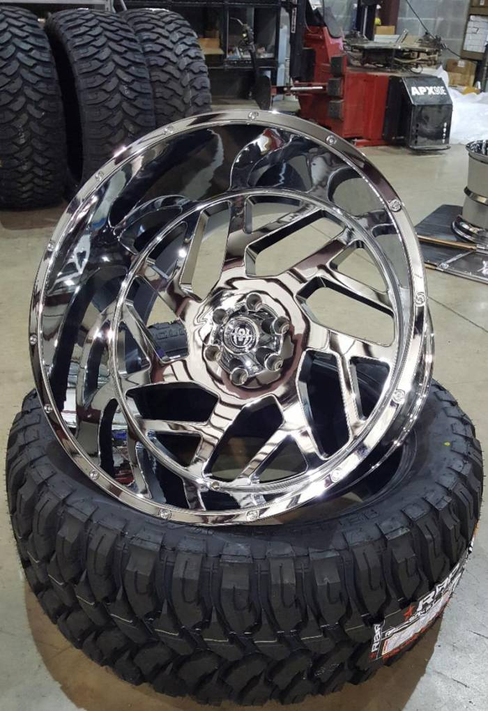 Off Road Rims And Tires Package >> Hardcore Off Road Wheels