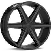 Helo HE887 Black Wheels