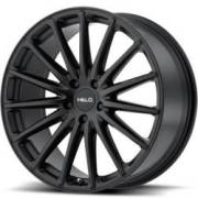 Helo HE894 Satin Black Wheels