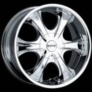 22x9.5 Chrome 6-Lug Wheels just $599 set!
