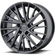 KMC KM697 Newtonr Matt Anthracite Wheels