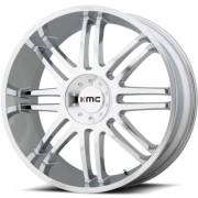 KMC KM714 Regulator Chrome Wheels