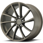 KMC KM691 Spin Bronze Wheels