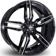 Marquee 3216 Black Milled Wheels