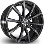 Marquee 4408 Black Smoke Wheels