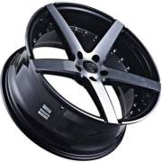 Marquee 3226 Machine Black Wheels