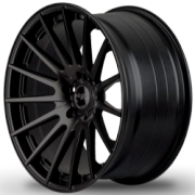 Miro Type 110 Matte Black Wheels