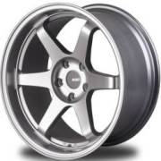 Miro Type 398 Silver Wheels
