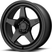 Motegi Racing MR137 Satin Black Wheels