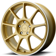 Motegi Racing MR138 Gold Wheels