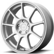Motegi Racing MR138 Hyper Silver Wheels