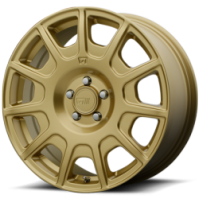 Motegi Racing MR139 Rally Gold Wheels
