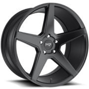 Niche M185 Carini Satin BlackWheels