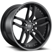 Niche M194 Methos 2-Tone Black Wheels