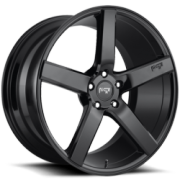 Niche M188 Milan Gloss Black Wheels