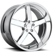 Niche M171 Pantano Chrome Wheels