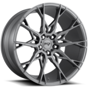 Niche M182 Staccato Anthracite Wheels