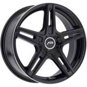 Pacer 788B Tradition Black Wheels